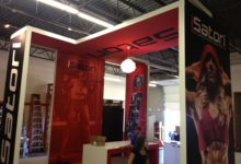 iSatori Trade Show Booth Design